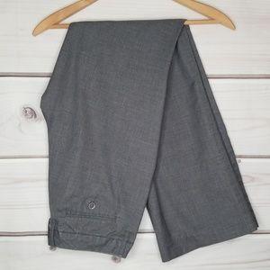 GAP Grey Stretch Favorite Trouser Size 6L